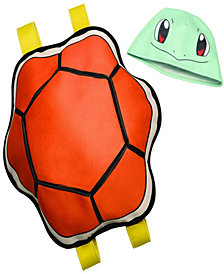 Pokemon Squirtle Kids Costume Kit