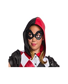 Dc Super Hero Harley Quinn Little and Big Girls Mask