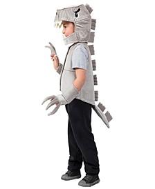 Big Boys Robo T-Rex Dino Vest Costume