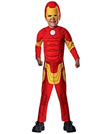Big Child Iron Man Deluxe Costume