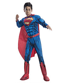 Superman Deluxe Boys Costume