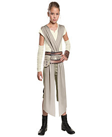 Star Wars Episode VII - Classic Rey Girls Costume