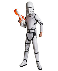 Star Wars Episode VII - Flametrooper Super Deluxe Boys Costume
