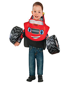Blaze & the Monster Truck: Blaze Tunic Toddler Boys Costume