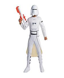 Star Wars Deluxe Snowtrooper Boys Costume