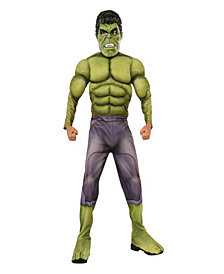 Thor: Ragnarok - Hulk Boys Costume