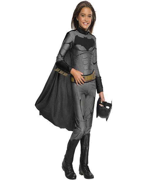 BuySeasons Justice League Batman Girls Jumpsuit