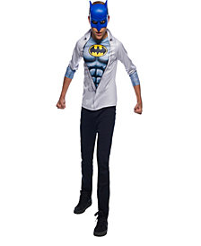 Photo Real Batman Big Boys Costume Top