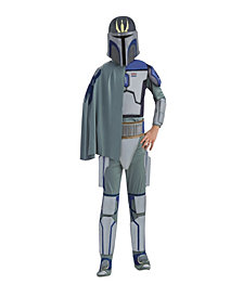 Star Wars Deluxe Pre Vizsla Boys Costume