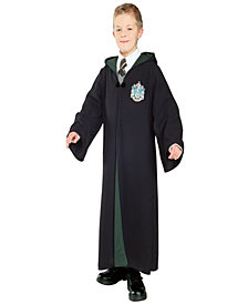 Harry Potter - Deluxe Slytherin Robe Kids Costume