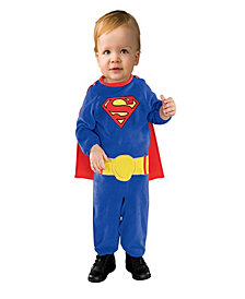Superman Baby Boys Costume