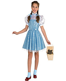 The Wizard of Oz Dorothy Girls Costume