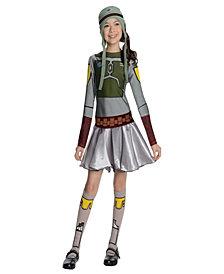 Star Wars Boba Fett- Girls Costume
