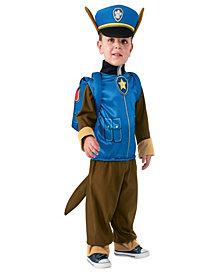 Paw Patrol - Chase Toddler Boys Costume