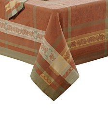 "Promenade 63"" Square Table Cloth"