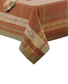 "Villeroy & Boch Promenade 63"" x 126"" Oblong Table Cloth"