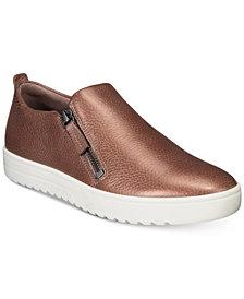 Ecco Women's Fara Zip Slip-On Sneakers