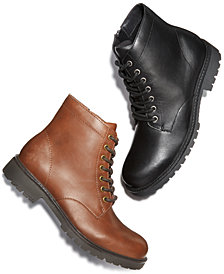 Club Room Men's Landonn Boots, Created for Macy's