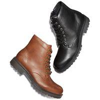 Deals on Club Room Mens Landonn Boots