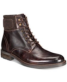 Alfani Men's Kooper Utility Boots, Created for Macy's