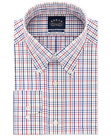Eagle Men's Classic/Regular Fit Non-Iron Flex Collar Dress Shirt