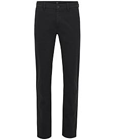 BOSS Men's Slim-Fit Stretch Trousers