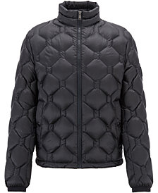BOSS Men's Regular/Classic-Fit Down Jacket