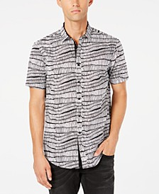 INC Men's Chambray Shirt, Created for Macy's