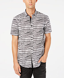 I.N.C. Men's Chambray Shirt, Created for Macy's