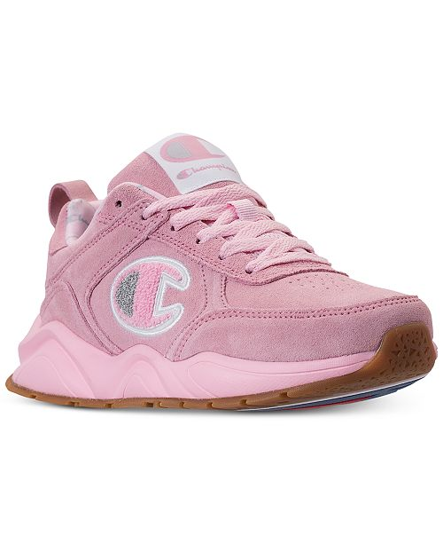 6010a9536 ... Champion Girls  93Eighteen Athletic Training Sneakers from Finish ...
