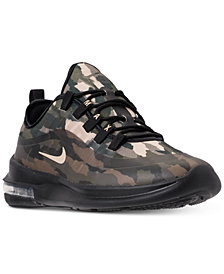 Nike Men's Air Max Axis Premium Casual Sneakers from Finish Line