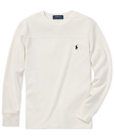 Polo Ralph Lauren Big Boys Long-Sleeve T-Shirt