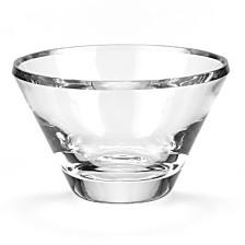 Badash Crystal Trillion Beveled Bowl
