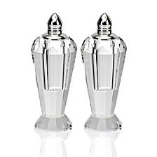 Preston Silver Salt & Pepper Shaker Pair