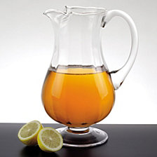 Badash Crystal Impressions Optic 54 oz. Pitcher