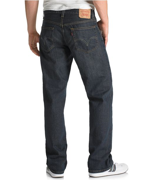 a28be3bb Levi's Men's Big and Tall 559 Relaxed Straight Fit Jeans & Reviews ...