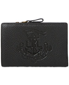 Lauren Ralph Lauren Huntley Compact Leather Wallet