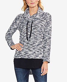 Vince Camuto Layered-Look Sweater