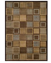 "CLOSEOUT! Momeni Area Rug, Dream DR-07 Brown 9' 3"" x 12' 6"""