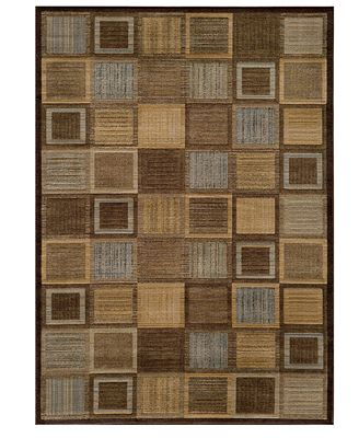 CLOSEOUT! Momeni Area Rug, Dream DR-07 Brown 9' 3