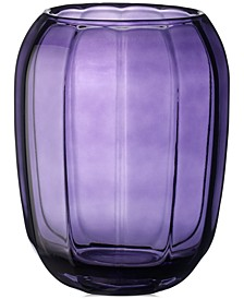 Cozy Gentle Lilac Hurricane Lamp Large Vase