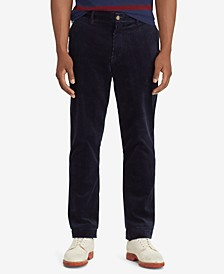 Men's Stretch Classic Fit Corduroy Pants