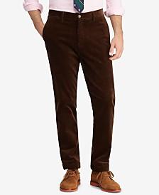 Polo Ralph Lauren Men's Stretch Classic Fit Corduroy Pants