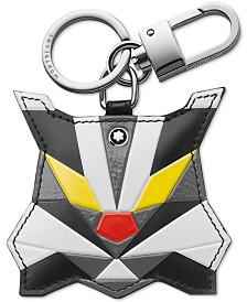 Montblanc Lynx Leather Keychain