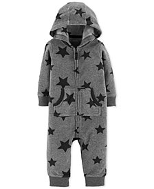 Carter's Baby Boys Star-Print 1-Pc. Jumpsuit