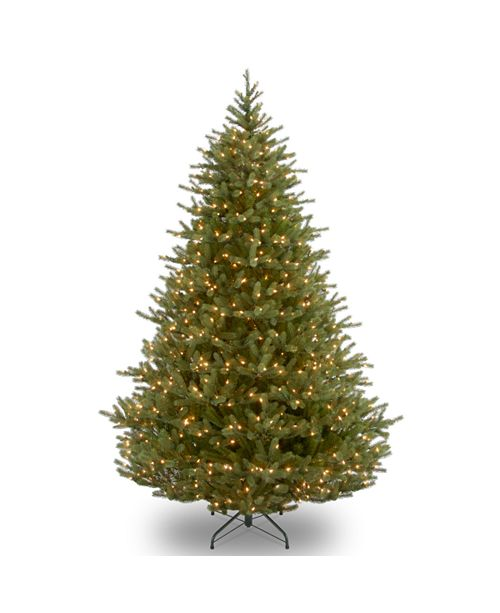 National Tree Company 9' Feel Real Norway Tree with 1000 Clear Lights