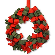 """20"""" Christmas Decorated Wreath"""