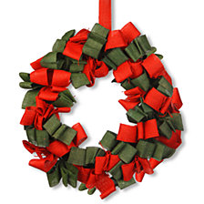 "National Tree Company 20"" Christmas Decorated Wreath"