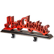 "National Tree ""Merry Christmas"" Stocking Holder"