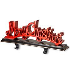 "National Tree ""Merry Christmas"" Stocking Holder"